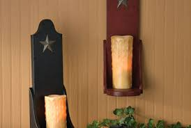 Wood Wall Sconce Sconce French Country Wall Sconces For Candles Barn Wood Wall