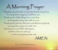 morning thanksgiving prayer festival collections