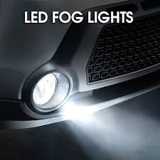 Fog Lights Mazda Rx 8 Premium Led Fog Lighting Package 2012 2011 2010 2009