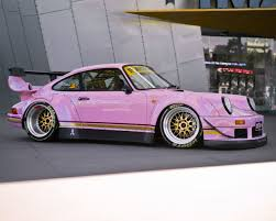 porsche rwb erlstone collection porsche rwb