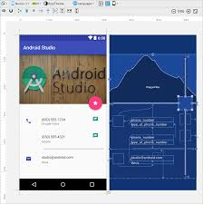 android layout introducing new constraintlayout android studio learn less