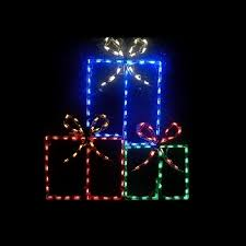 lighted gift boxes christmas decorations lighted outdoor decorations lighted gift boxes christmastopia