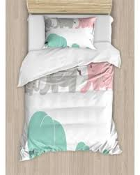 new shopping special nursery twin size duvet cover set family