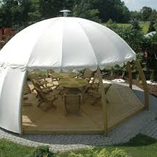 garden igloo cream garden igloo pavilion spa outdoor garden furniture spa