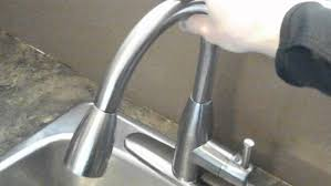 Colony Pro Pull Out Kitchen by American Standard Reliant Single Handle Kitchen Faucet