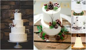 Wedding Cake Ideas Rustic 10 Pinecone Wedding Cakes You Will Pine For Rustic Wedding Chic