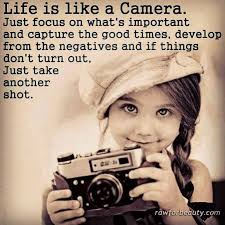 Life Is Good Meme - life is like a camera the poet by day