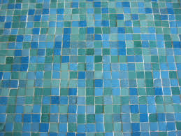 Blue Tile Bathroom by Excellent Mid Century Modern Bathroom Floor Tile Century Bathroom