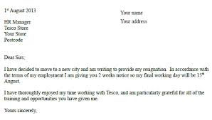 company resignation letters archives resignation letter examples