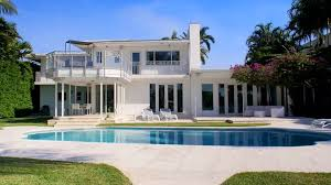 charming waterfront home in miami beach florida youtube