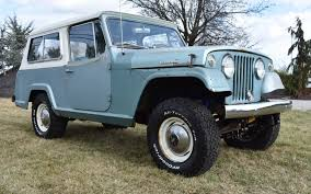 1967 jeep commando no reserve 1967 jeepster commando for sale on bat auctions sold