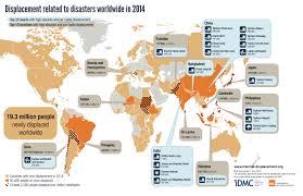 Cuba On The World Map by Idmc Global Estimates 2015