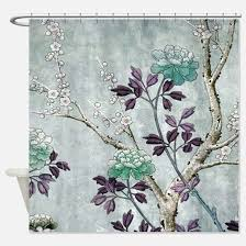Oriental Shower Curtains Asian Shower Curtains Cafepress