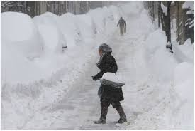 Worst Snowstorms In History A Statistical Analysis Of Boston U0027s 2015 Record Snowfall Minitab