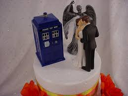 dr who wedding cake topper dr who wedding cake toppers whovian tardis call box sonic