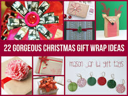 gift wrap christmas gorgeous christmas gift wrap ideas