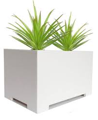 nmn modern indoor planters home apartments commercial u2013 nmn