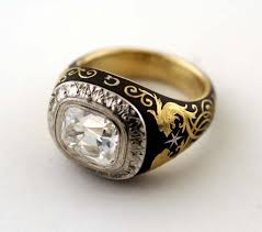 gold metal rings images Gregory david coster jewels designer ancient rome style ring jpg