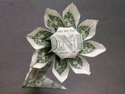 money flowers dollar bill origami flower best 25 money flowers ideas on