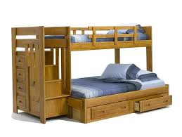Twin Over Full Bunk Beds With Stairs Home Design Ideas - Hideaway bunk beds