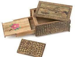 Free Wooden Puzzle Box Plans by 185 Best Various Puzzle Boxes Images On Pinterest Puzzle Box