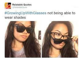 24 spot on memes about wearing glasses