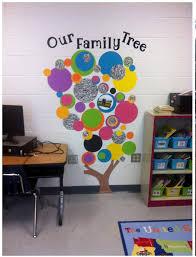 Preschool Wall Decoration Ideas by Wallace Family Monday Make It Family Tree For Classroom