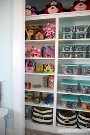 Toy Organization by Organized Playroom The Sunny Side Up Blog