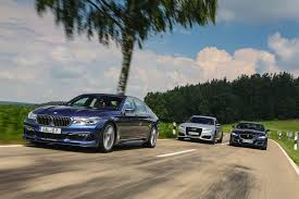 2017 bmw alpina b7 xdrive vs 2017 audi s8 plus vs 2016 jaguar