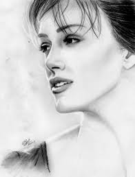 keira knightley drawing by barbara maria poleszuk celebrity