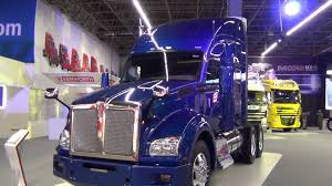 kenworth corporate kenworth t880 blue 1 youtube