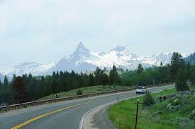 Wyoming scenery images Scenic byways jpg