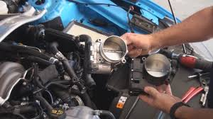 ford mustang throttle 2017 ford mustang 85mm granatelli throttle install