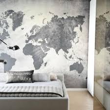 map mural map mural grey pepinshop
