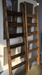 diy quilt ladder quilt ladder ladder and quilt