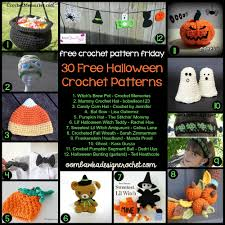 amigurumi witch pattern 30 free halloween crochet patterns oombawka design crochet