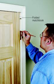 can you use an existing door for a barn door expert tips for fitting a new door to an opening