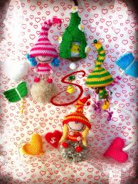 free pattern amigurumi elves and fairies crochet dolls folletti e
