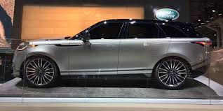 expensive range rover the velar will be range rover u0027s best selling car