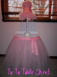 How To Make A Table Skirt by 38 Best Tulle Images On Pinterest Tulle Flowers Diy And