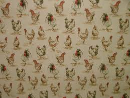 Zebra Print Upholstery Fabric Uk Chicken Hens Vintage Linen Look Animal Print Designs Curtain