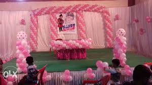we provide balloon decoration service indore services