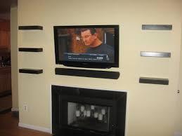 fireplace with shelves fujise us