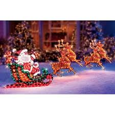 Buy Christmas Outdoor Decorations by Decor Seasonal