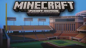 Gillette Stadium Map Huge Baseball Park Minecraft Pocket Edition Map Youtube