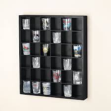 display u0026 curio cabinets amazon com