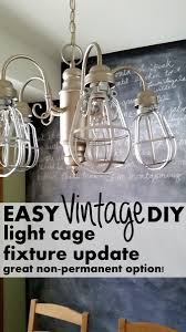 Light Fixtures Kitchen by Best 20 Cage Light Fixture Ideas On Pinterest Cage Light