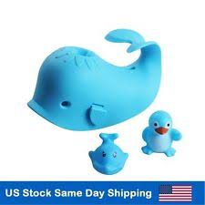 Silicone For Bathtub Bathtub Spout Cover Miniowl Safety Guard Tool Blue Whale That Fits