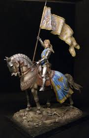 Joan Of Arc Flag 229 Best оловянная миниатюра рыцарская коница Images On Pinterest