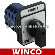 ammeter selector switch be 3a i handle buy ammeter selector